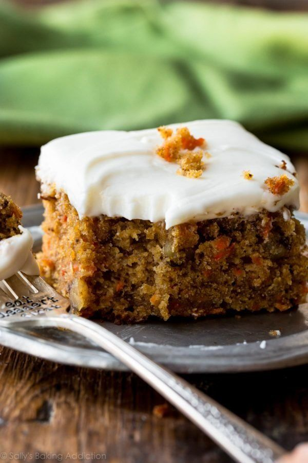 """<strong>Get the <a href=""""https://sallysbakingaddiction.com/2017/03/20/pineapple-carrot-cake-with-cream-cheese-frosting/"""" targ"""