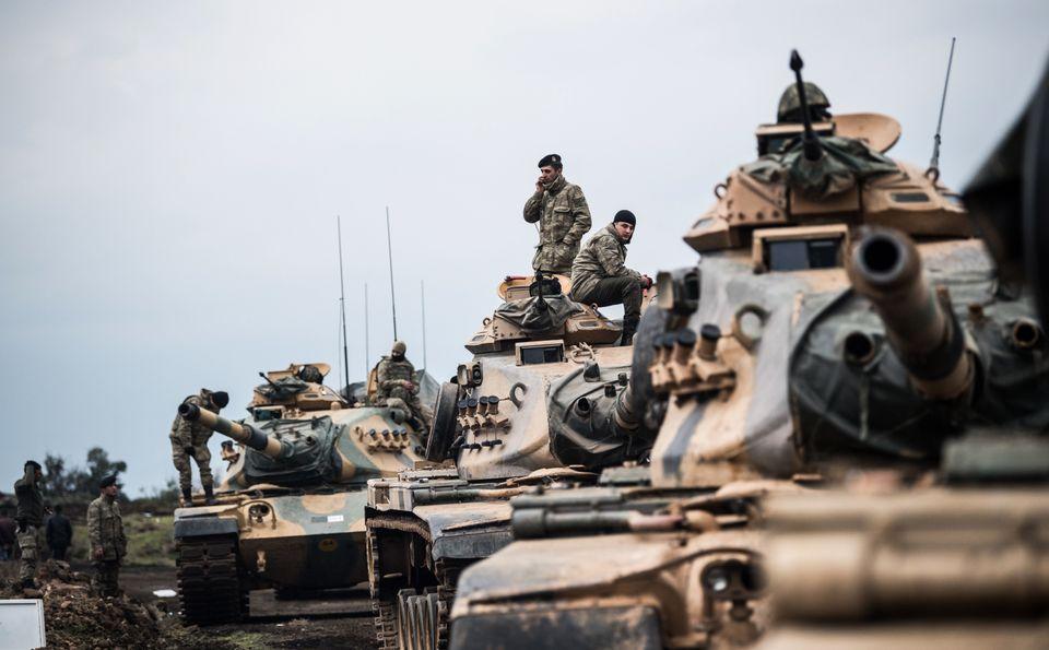 5 λόγοι που η τουρκική εισβολή στο Αφρίν της Β. Συρίας είναι πιο σημαντική απ' όσο