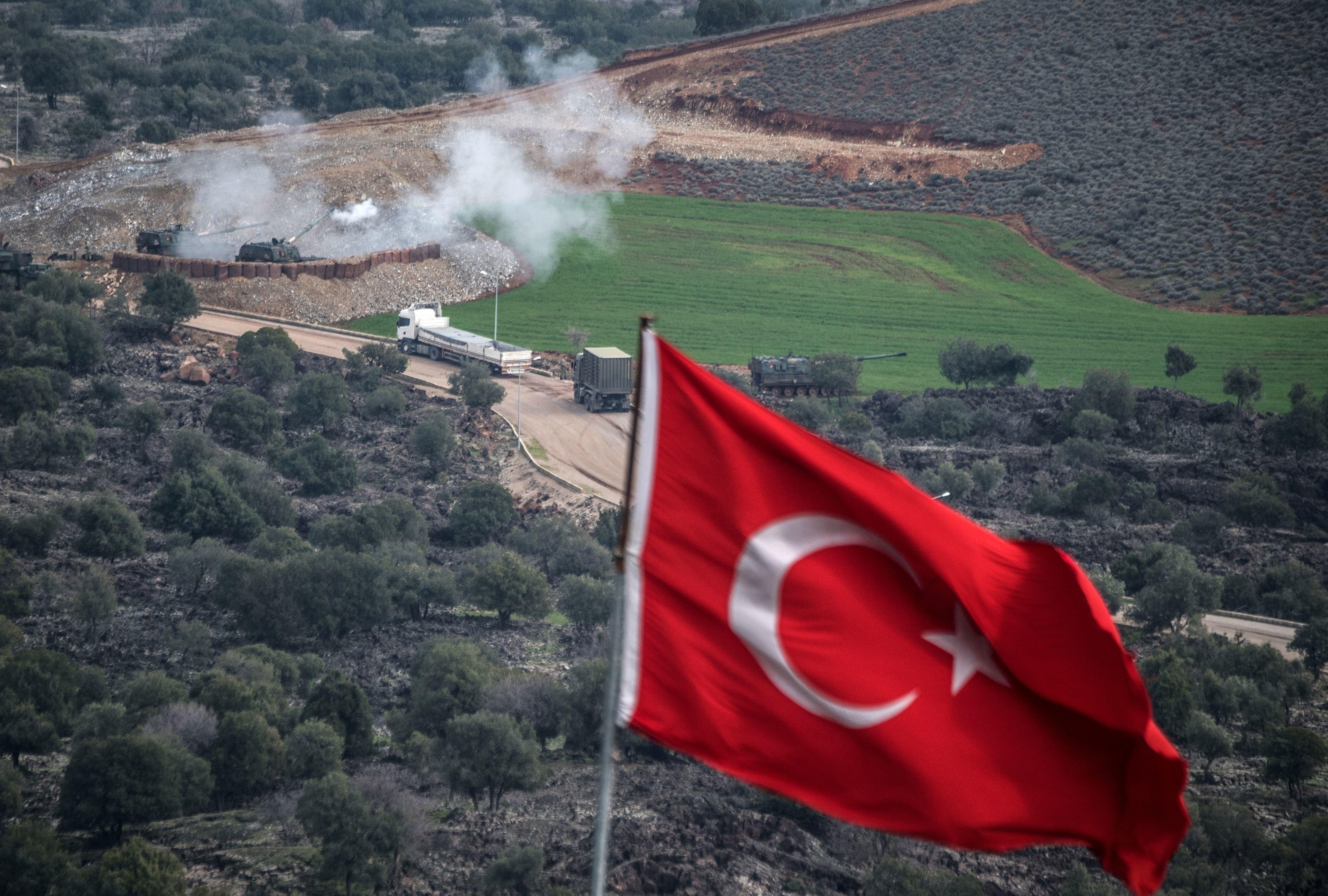 5 λόγοι που η τουρκική εισβολή στο Αφρίν της Β. Συρίας είναι πιο σημαντική απ' όσο φαίνεται