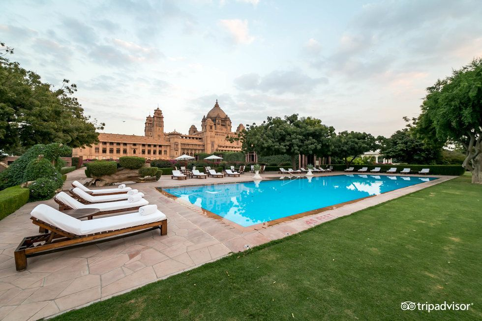 Jodhpur's Umaid Bhawan Palace tops Travellers' Choice awards for hotels