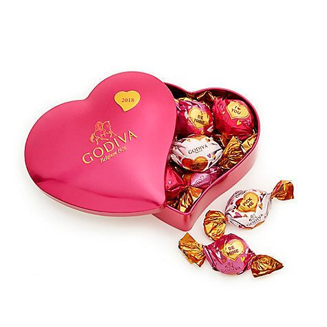 "When we think of chocolates on Valentine's Day, <a href=""http://www.godiva.com/"" target=""_blank"">Godiva</a> instantly comes t"
