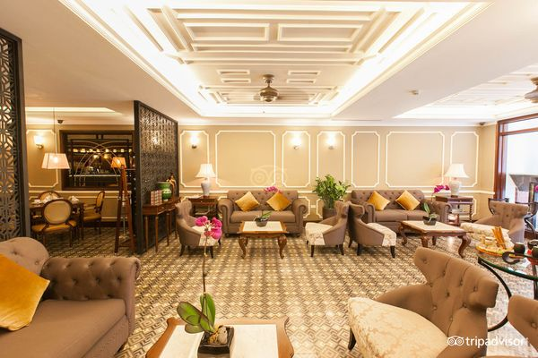 "This hotel features <a href=""https://www.tripadvisor.com/Hotel_Review-g293924-d7180030-Reviews-Hanoi_La_Siesta_Hotel_Spa-Hano"