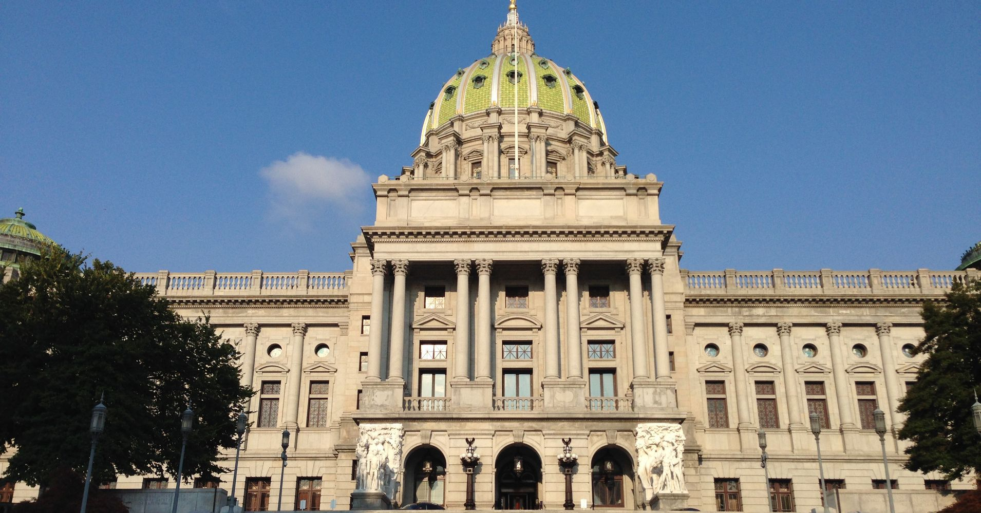 Pennsylvania Supreme Court Strikes Down Pennsylvania Congressional Map, Saying It Illegally Benefits GOP