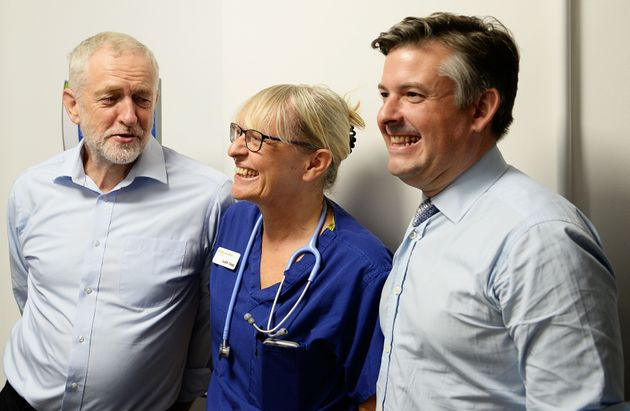 Jeremy Corbyn And Jonathan Ashworth To Demand £5bn 'Emergency' Funds For