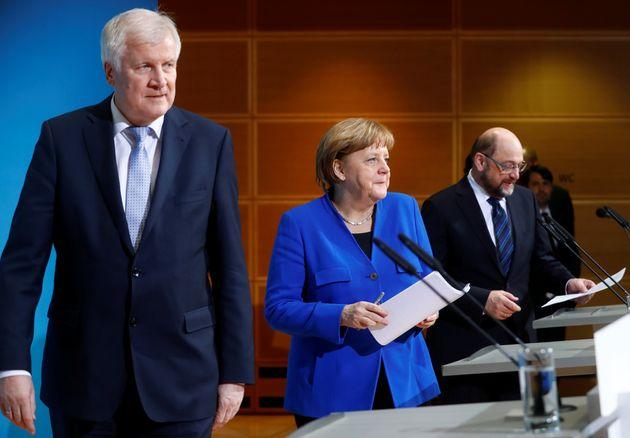Στο τέλος της εβδομάδας η έναρξη των διαπραγματεύσεων για κυβερνητικό συνασπισμό στη