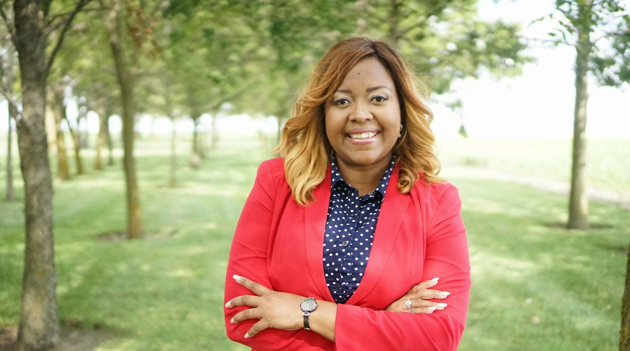 Nikita Richards is running for McLean County Clerk in Illinois