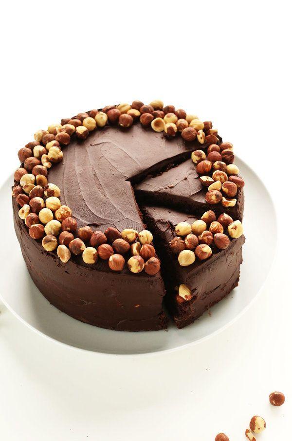 "<strong>Get the<a href=""http://minimalistbaker.com/1-bowl-chocolate-hazelnut-cake-vegan-gf/"" target=""_blank"">1-Bowl Cho"