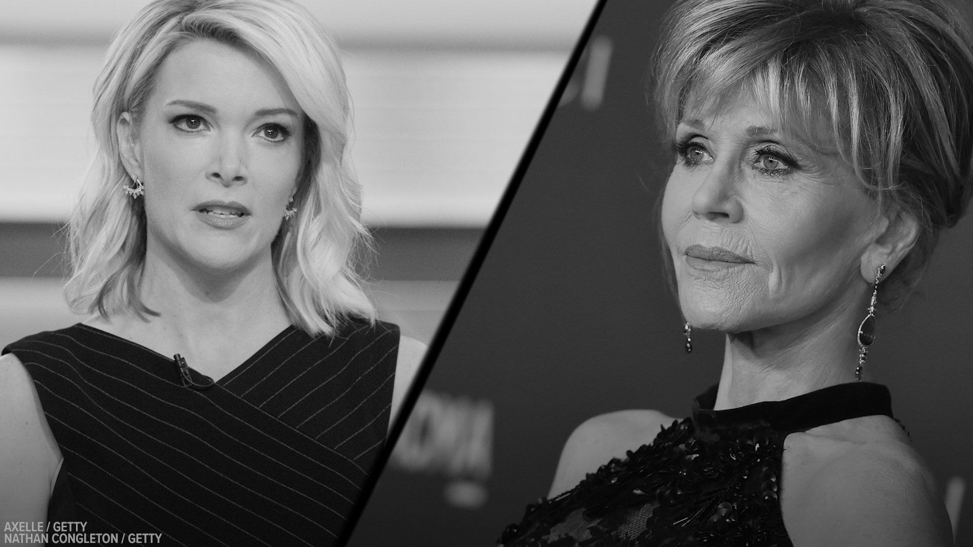 Megyn Kelly fired back at Jane Fonda on her morning show