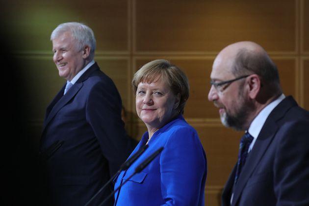Γερμανία: «Καλή και εποικοδομητική» η συνάντηση των τριών