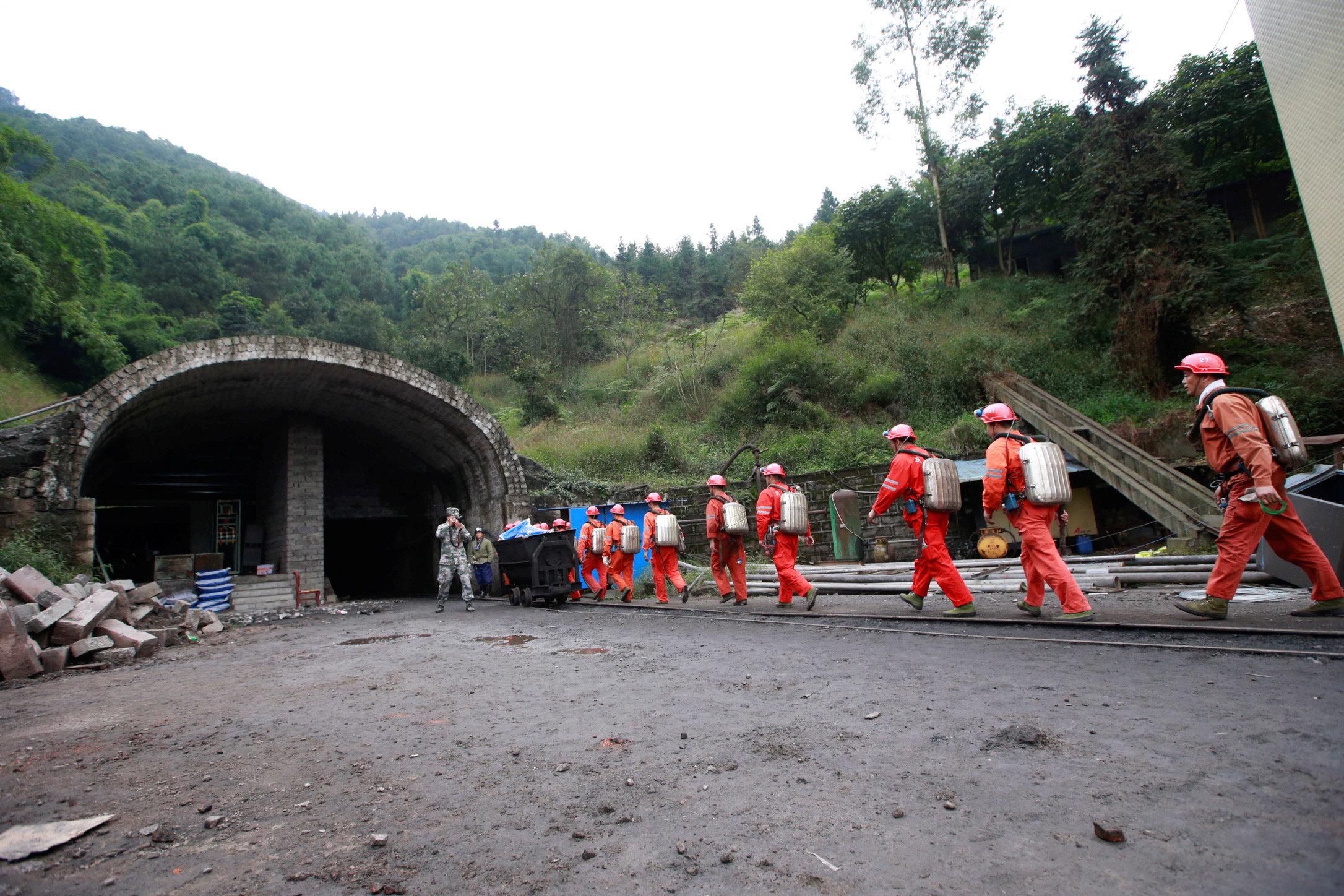 Τουλάχιστον δύο νεκροί από έκρηξη σε ορυχείο στην