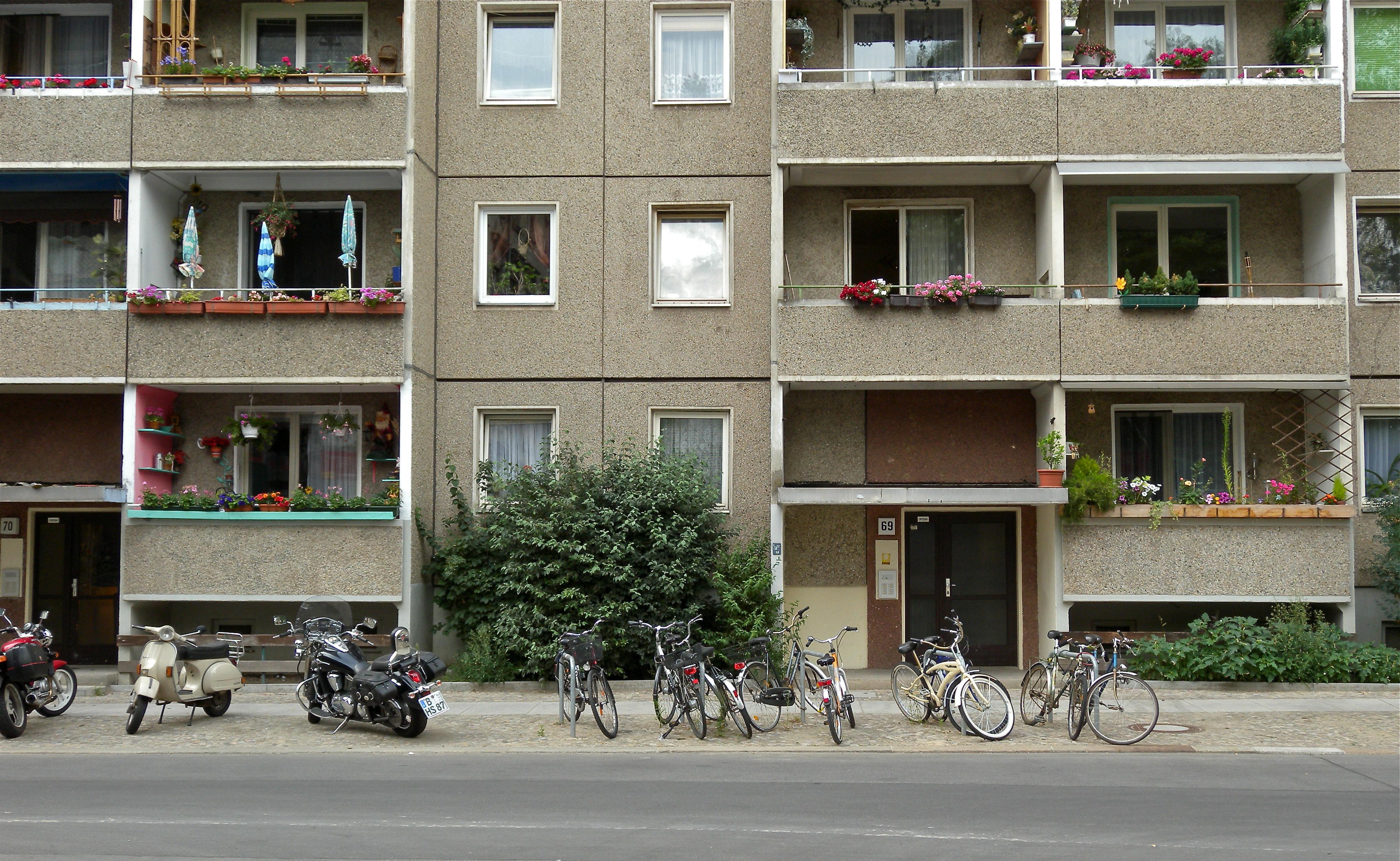 Mit einer Methode aus der DDR will Berlin jetzt die Wohnungsnot bekämpfen