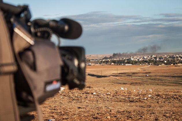 Η εξομολόγηση ενός φτωχού πολεμικού ανταποκριτή από τη Συρία: Και στο επάγγελμα μας υπάρχουν δύο
