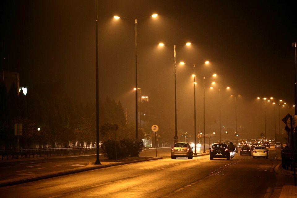 Τι συμβαίνει με την ατμοσφαιρική ρύπανση στην Ελλάδα