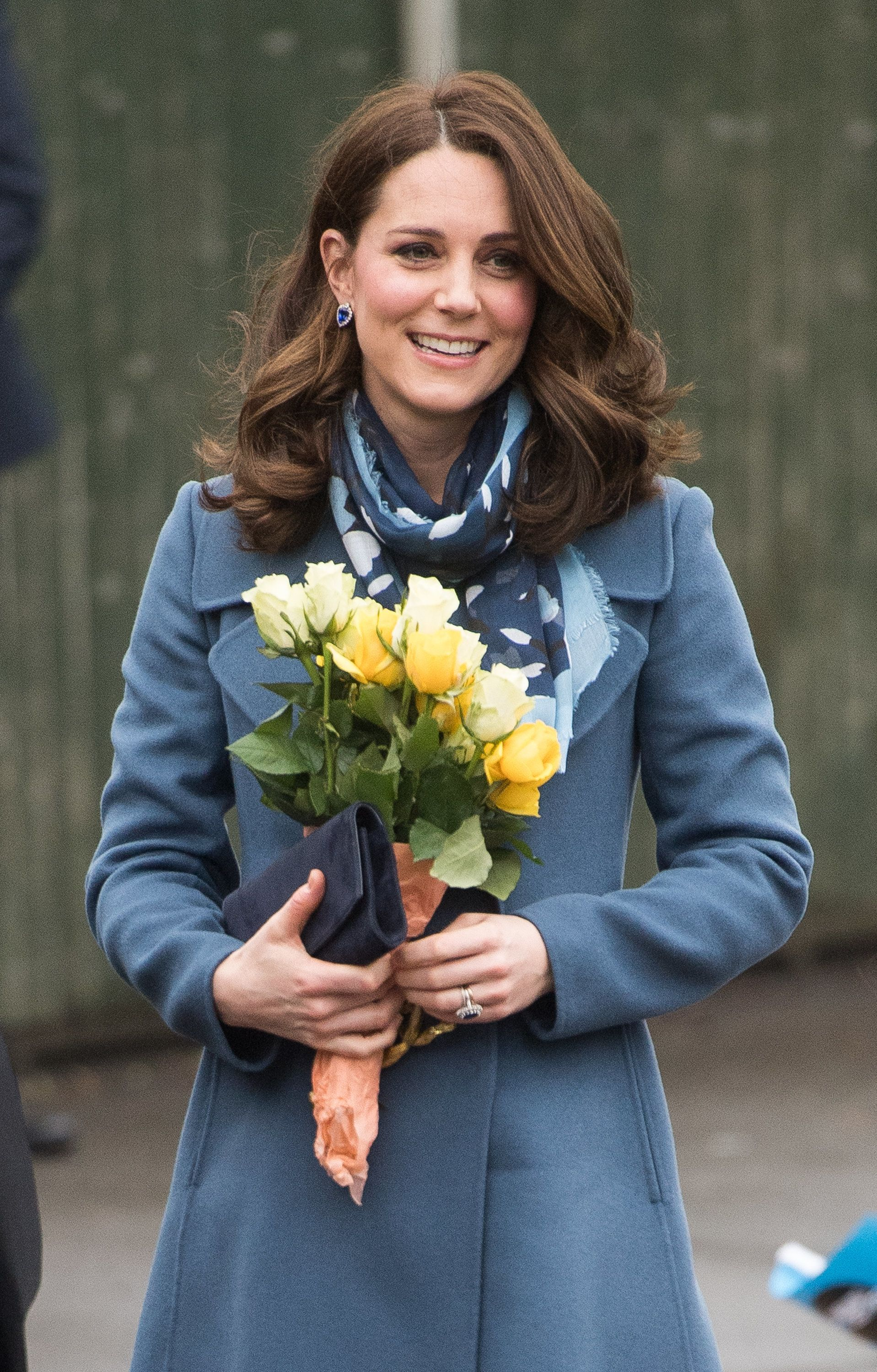 Duchess Of Cambridge Launches 'Mentally Healthy Schools' Website To Improve Support For