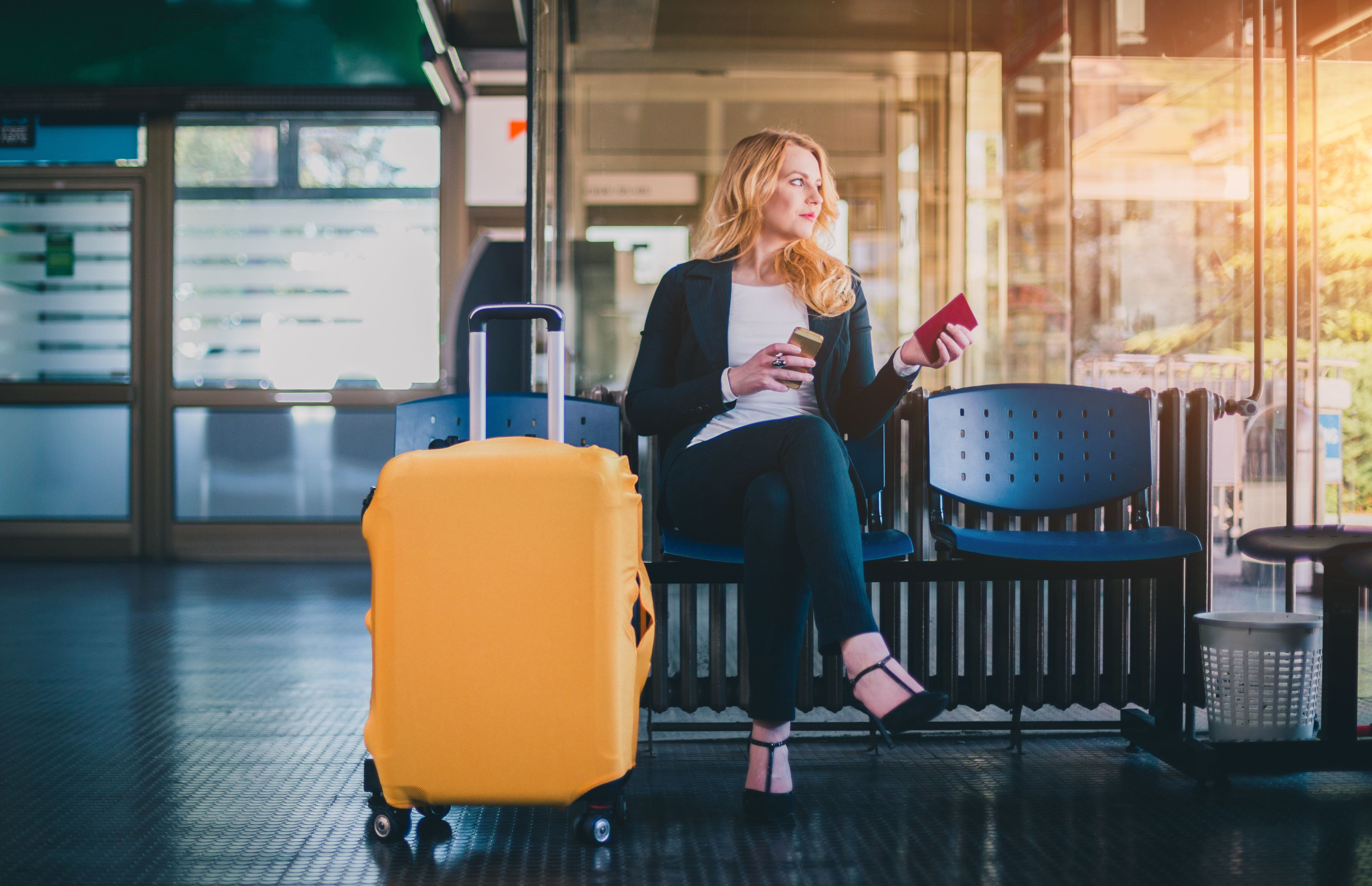 Nifty Gadgets To Make Travelling For Work A Little Less