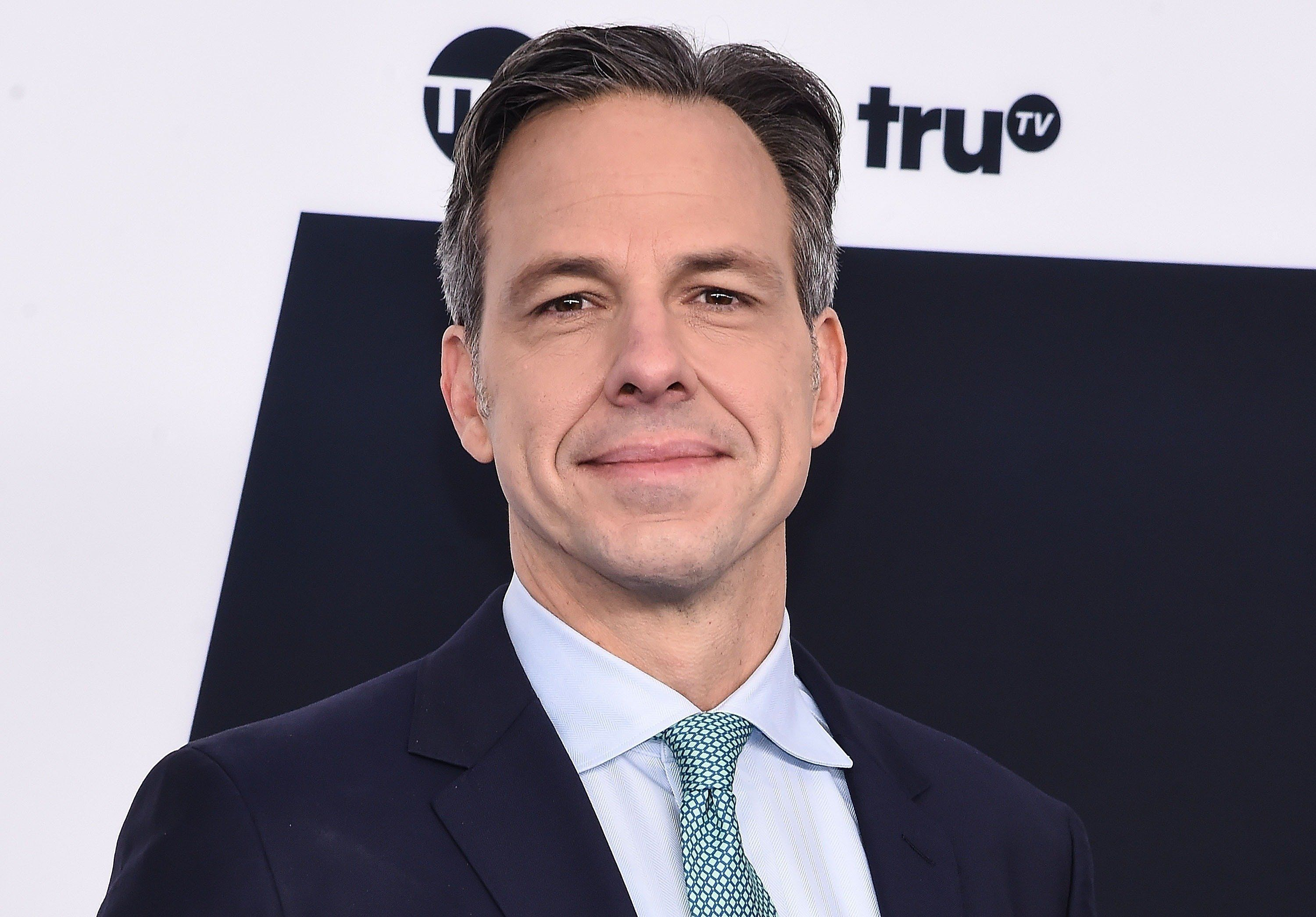NEW YORK, NY - MAY 17:  Jake Tapper attends the 2017 Turner Upfront at Madison Square Garden on May 17, 2017 in New York City.  (Photo by Daniel Zuchnik/WireImage)