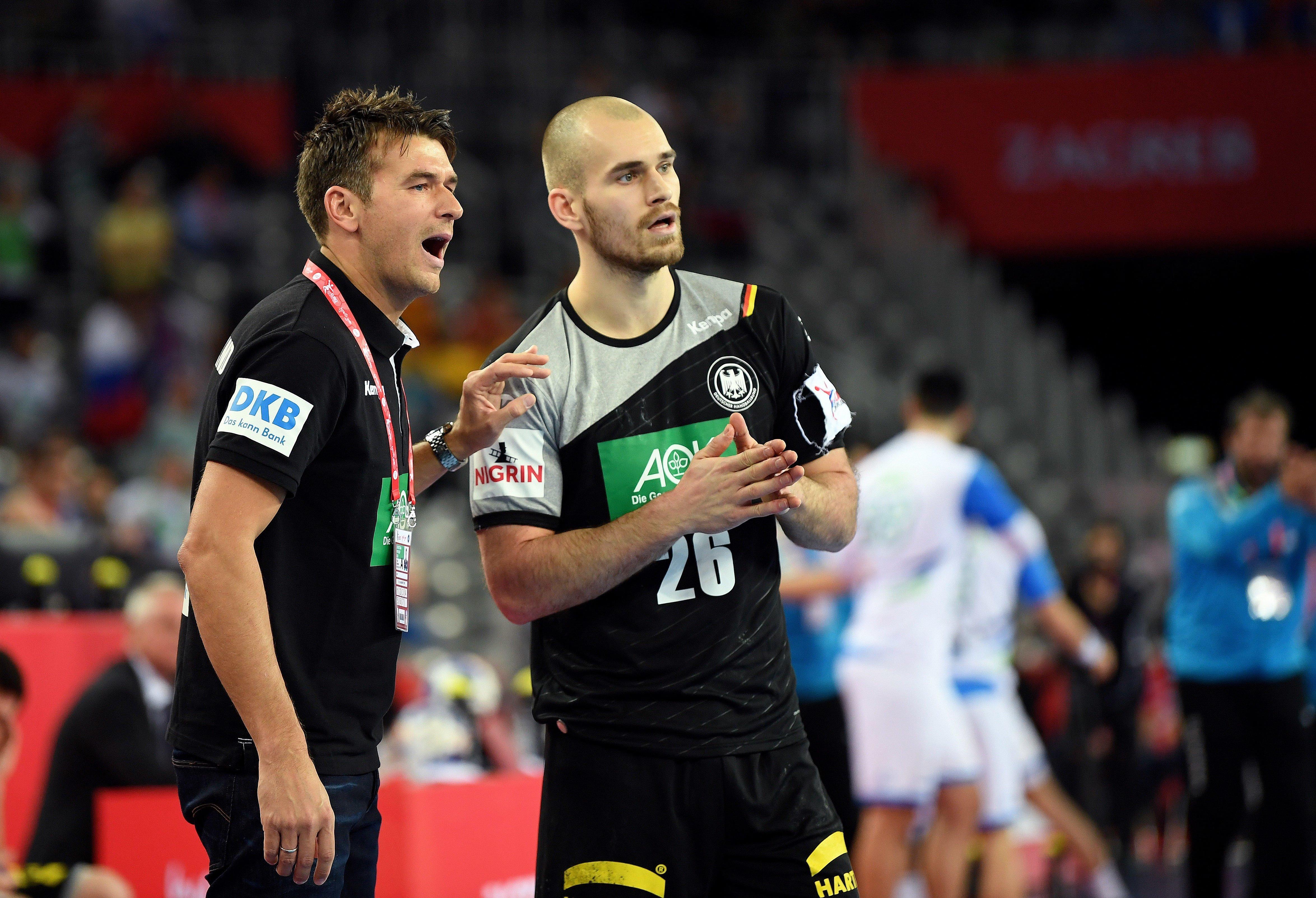 Favoriten geschlagen: Spanien und Schweden im Handball-EM-Finale