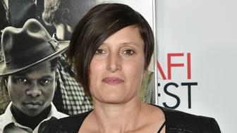 HOLLYWOOD, CA - NOVEMBER 09:  Rachel Morrison attends the AFI FEST 2017 Presented By Audi - Opening Night Gala - Screening Of Netflix's 'Mudbound' - Arrivals at TCL Chinese Theatre on November 9, 2017 in Hollywood, California.  (Photo by David Crotty/Patrick McMullan via Getty Images)