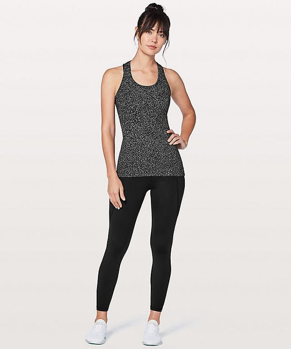 "Throughout many of the Reddit threads discussing yoga tops that don't ride up, the <a href=""https://shop.lululemon.com/p/wome"