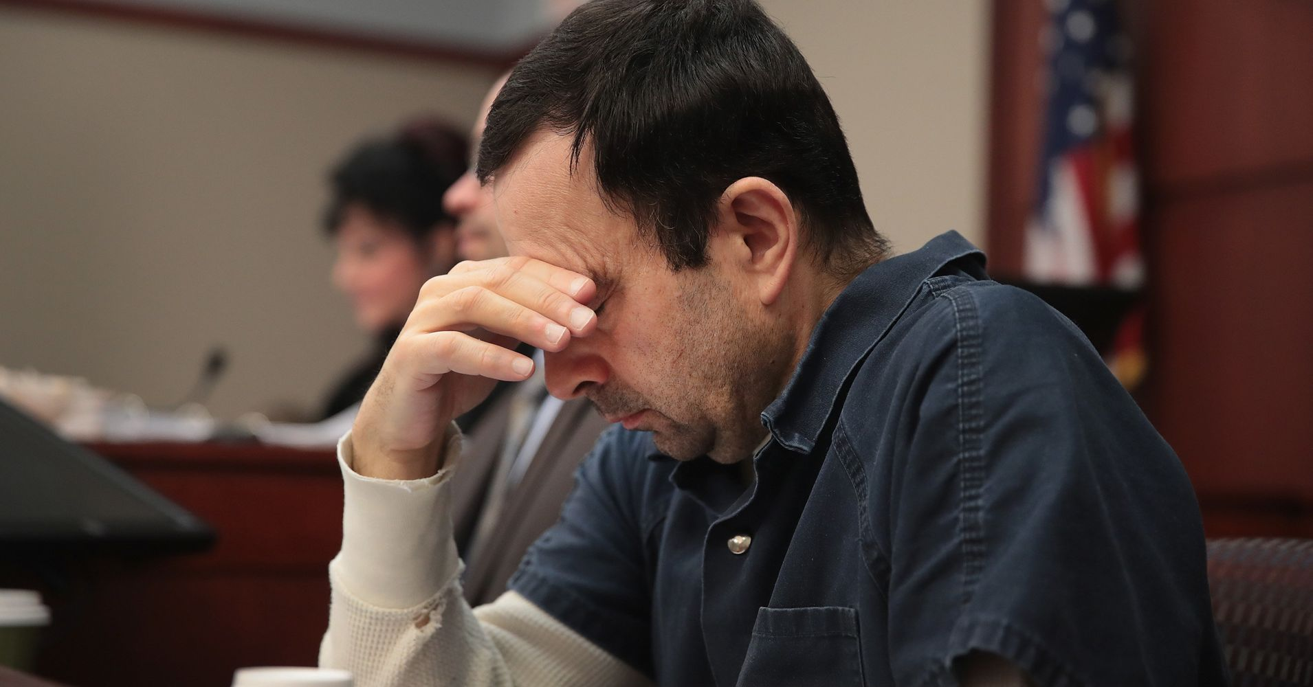 Larry Nassar Sentenced To 40 To 175 Years In Prison For Child Sexual Abuse