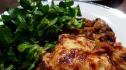 Guinea Fowl Lasagne