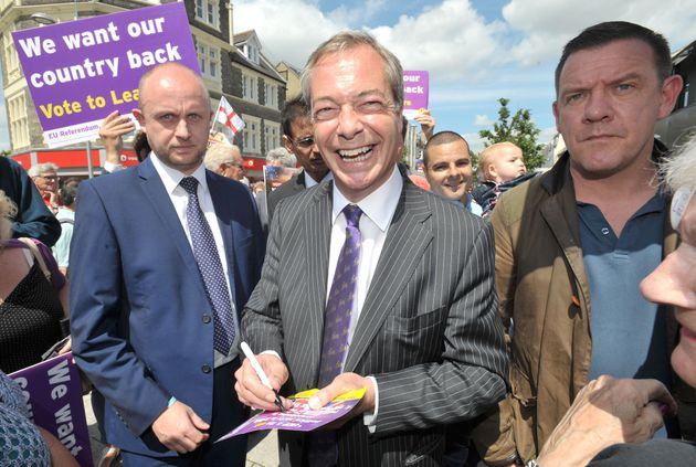 Here's How Ukip Could Rise From The Dead...
