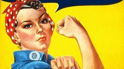 Πέθανε η γυναίκα που ενέπνευσε την πιο δημοφιλή αφίσα του φεμινιστικού