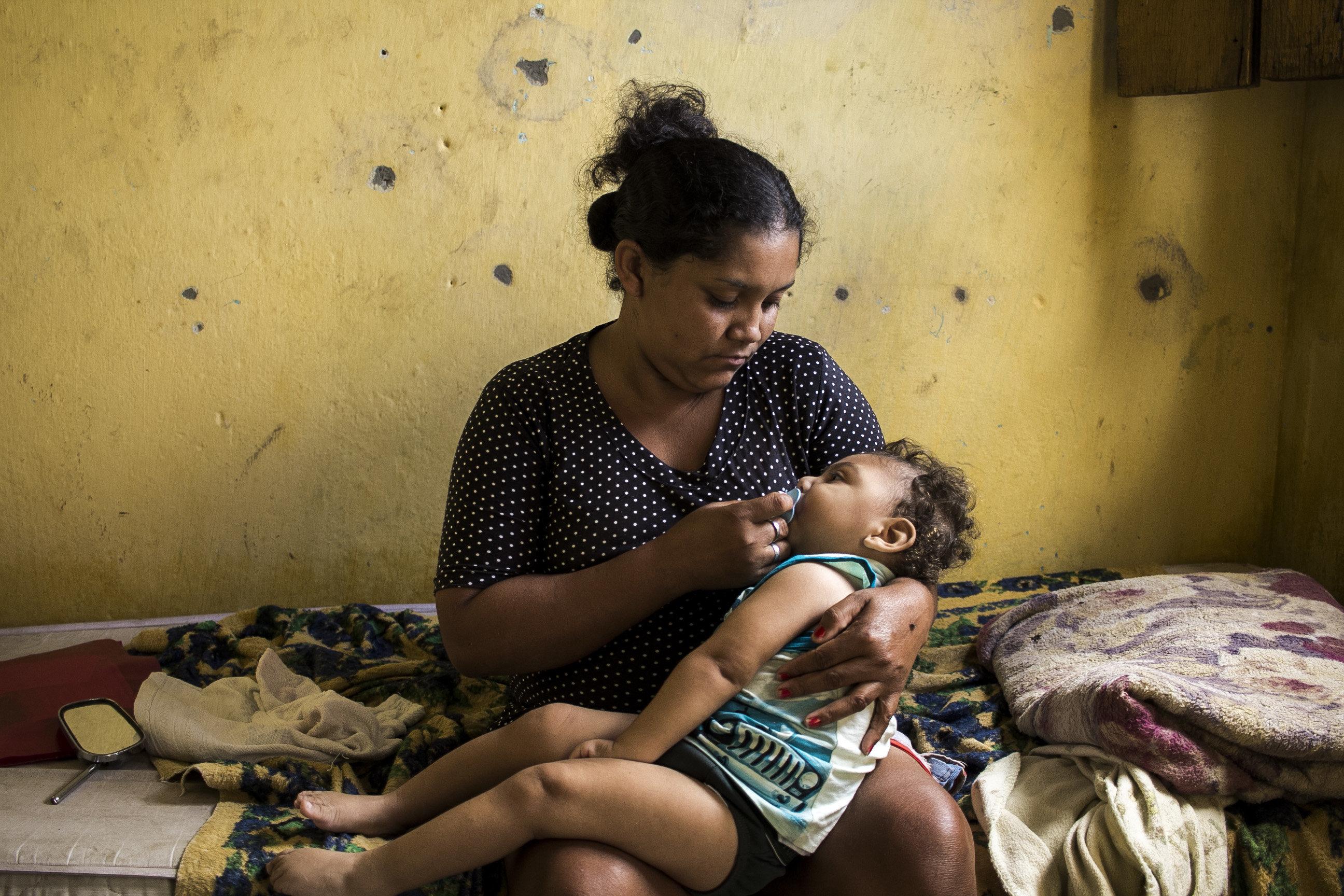 Poor Women Of Color Bear The Brunt Of Zika Burden In Brazil