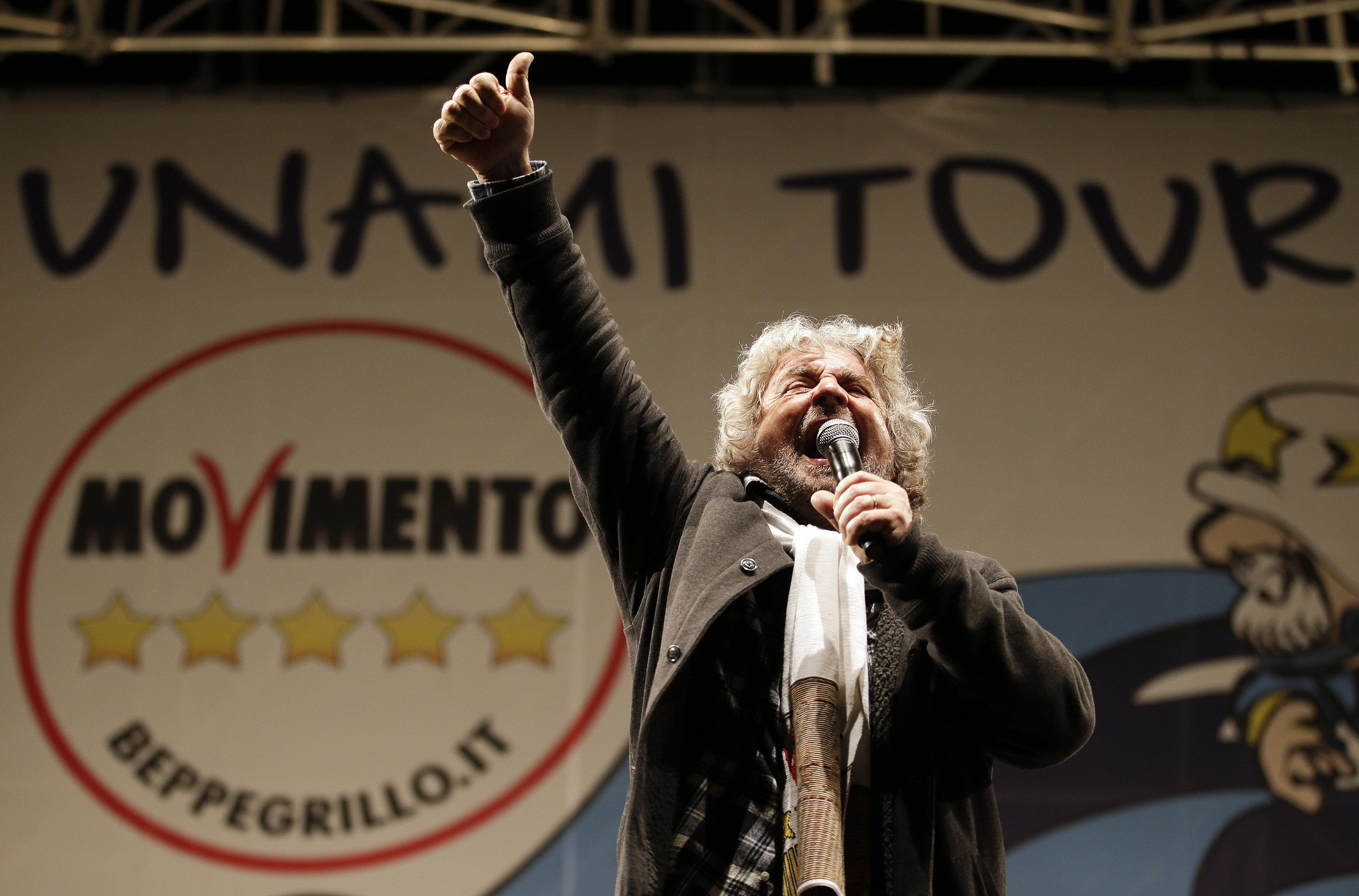 Populismus al dente: Warum die Fünf-Sterne-Bewegung das Zeug hat, Italien ins Chaos zu stürzen