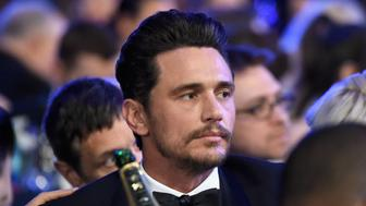 LOS ANGELES, CA - JANUARY 21:  Actor James Franco attends the 24th Annual Screen Actors Guild Awards at The Shrine Auditorium on January 21, 2018 in Los Angeles, California. 27522_007  (Photo by Kevin Mazur/Getty Images for Turner Image)