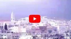Τυχεροί οι επιβάτες του Blue Star Naxos: Όταν η νύχτα έγινε ημέρα στη