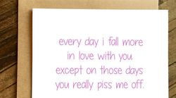 28 Funny Valentine's Day Cards For Couples Who Don't Like Sappy