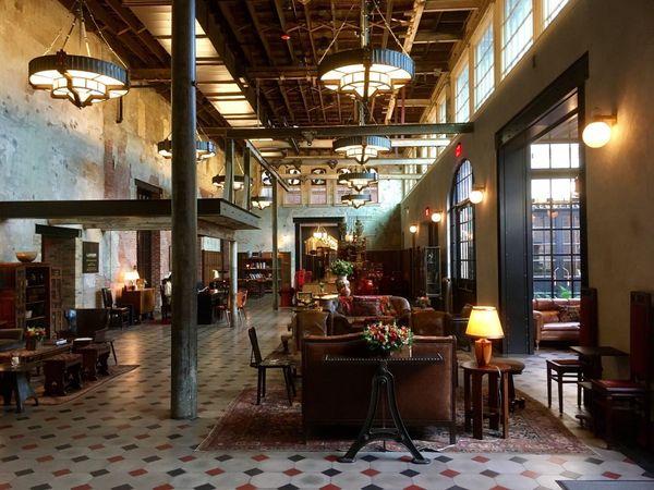"This <a href=""https://www.tripadvisor.com/Hotel_Review-g60956-d6884400-Reviews-Hotel_Emma-San_Antonio_Texas.html"" target=""_bl"
