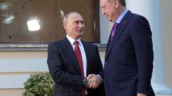 Πούτιν και Ερντογάν δεσμεύτηκαν πως θα εργαστούν από κοινού ώστε να επιλυθεί η κρίση στη