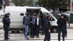 Νέο αίτημα έκδοσης των «8» στρατιωτικών από την Άγκυρα μετά τη συνάντηση τουρκικής αντιπροσωπείας με τον