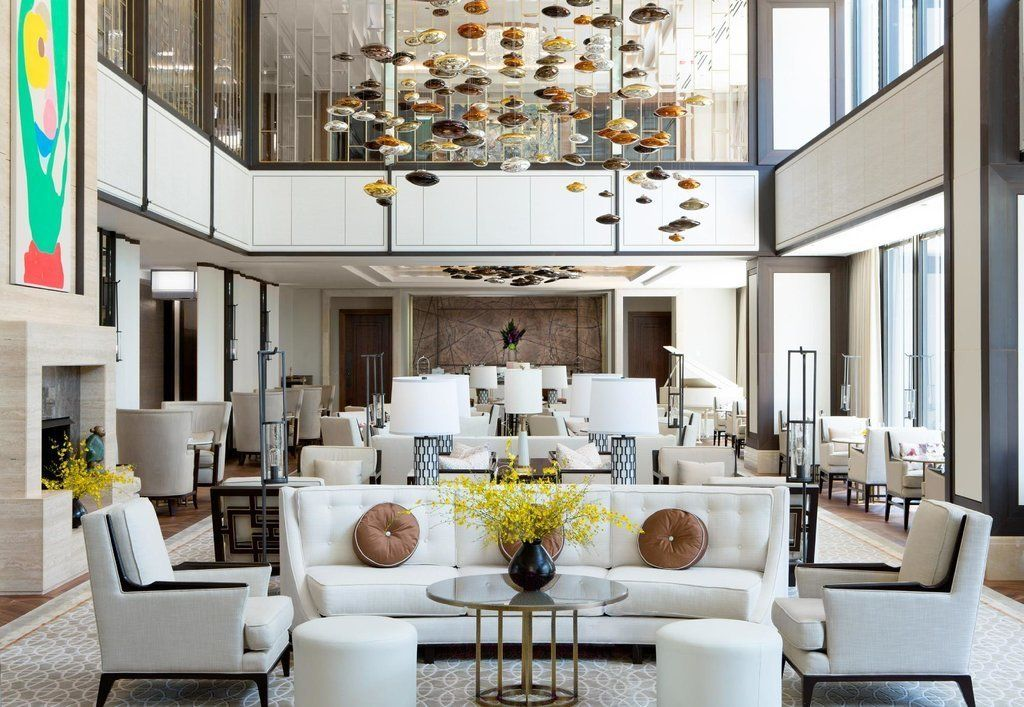 The 10 Best Hotels In The US In 2018, Revealed