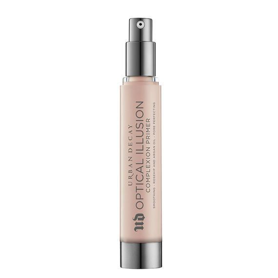 """This primer by <a href=""""https://www.urbandecay.com/optical-illusion-complexion-primer-by-urban-decay/ud806.html"""" target=""""_bla"""