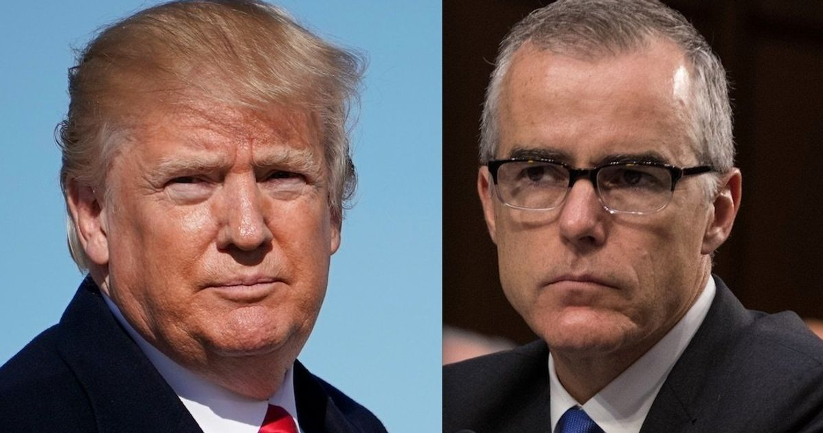 Trump Reportedly Asked Acting FBI Director Andrew McCabe Who He Voted For