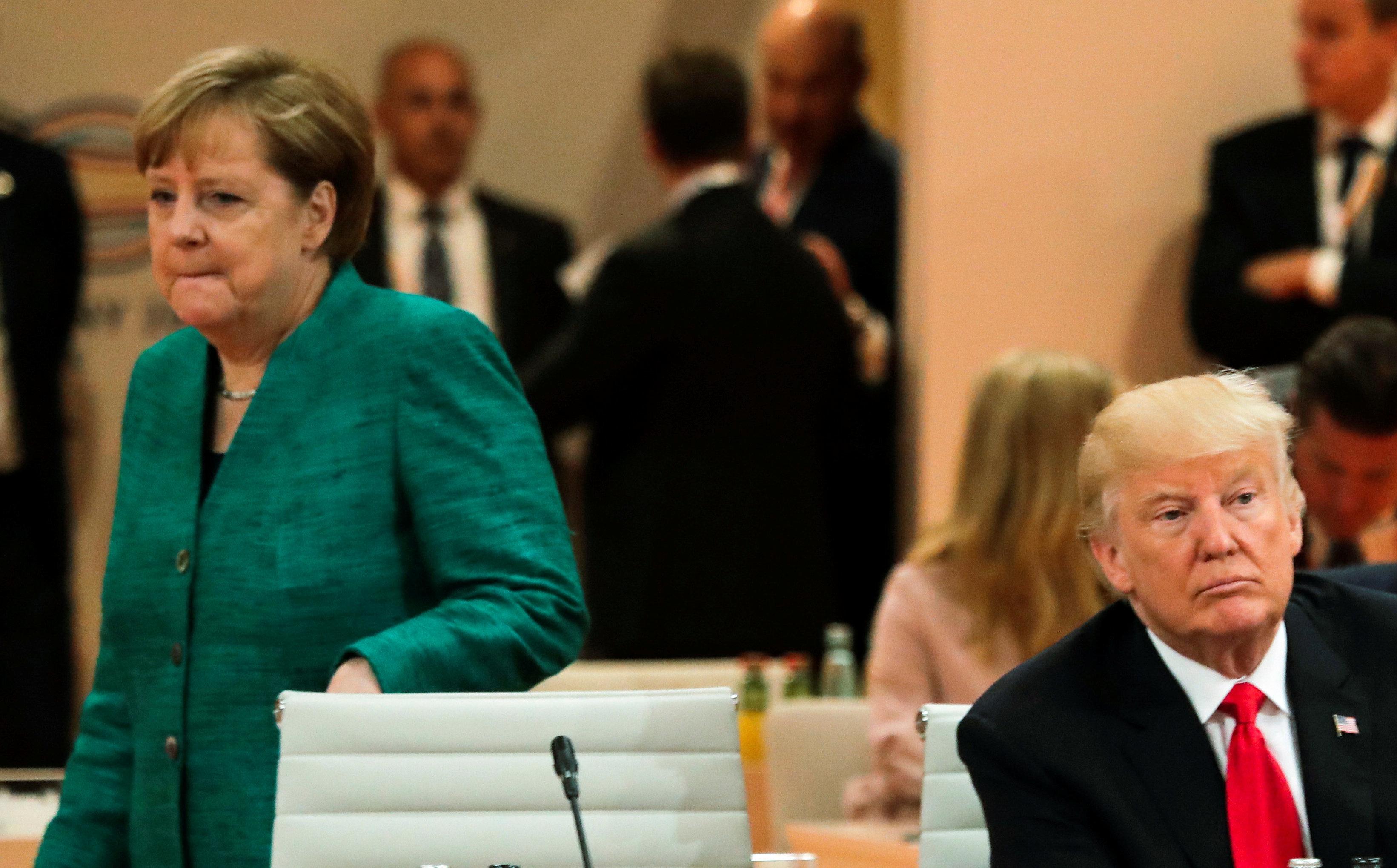 Merkel: Rechtspopulismus Gift für Gesellschaften in Europa