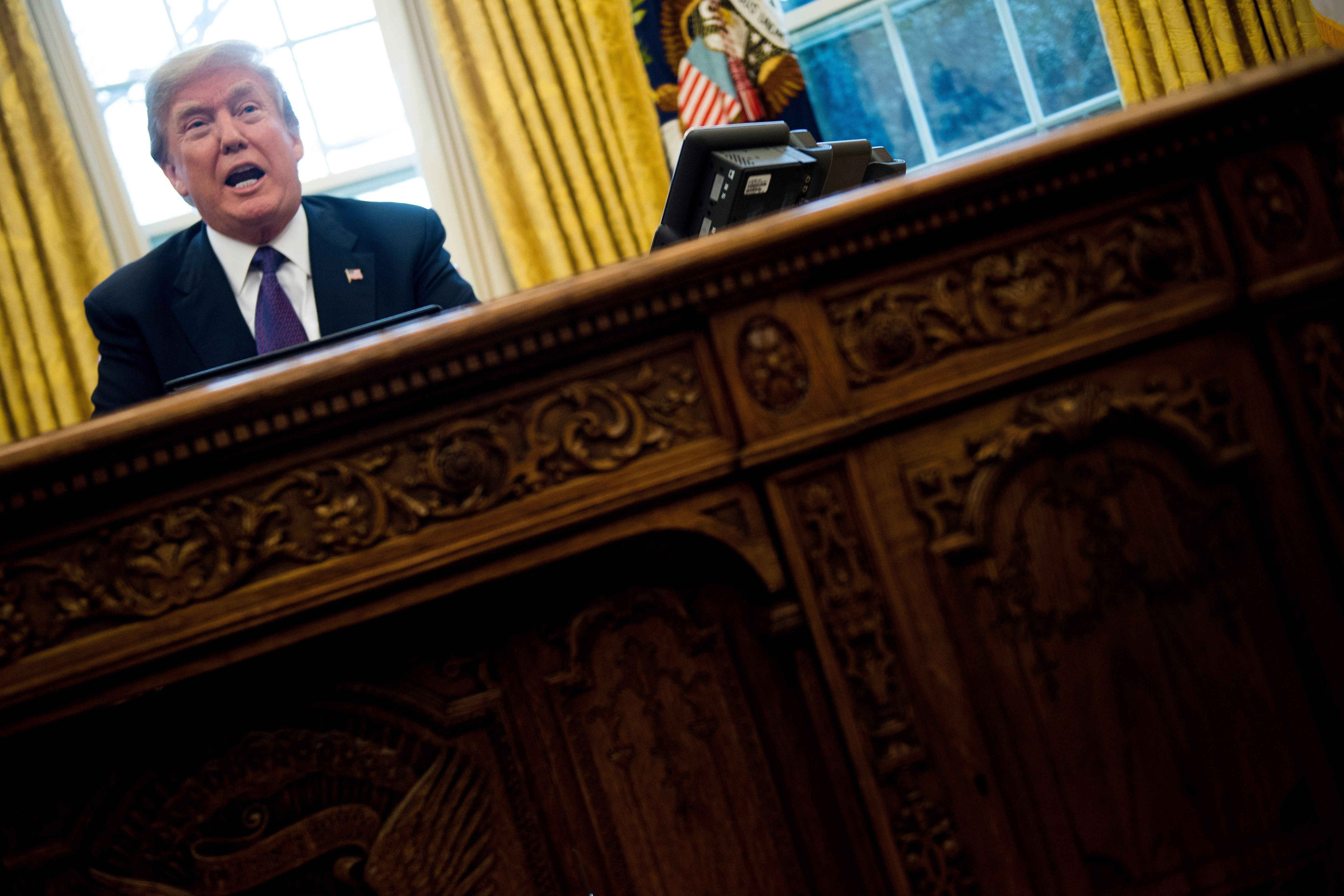 Top-News To Go: Russland-Affäre – Trump soll FBI-Interimsdirektor unter Druck gesetzt haben