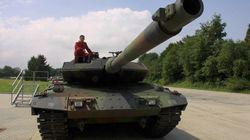 Γερμανία: Πίεση στην κυβέρνηση λόγω χρήσης γερμανικών όπλων από την Τουρκία κατά των