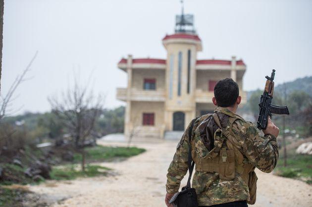 Ο τουρκικός «Κλάδος Ελαίας» στο Αφρίν ή το ξεπούλημα των Κούρδων από τη διεθνή