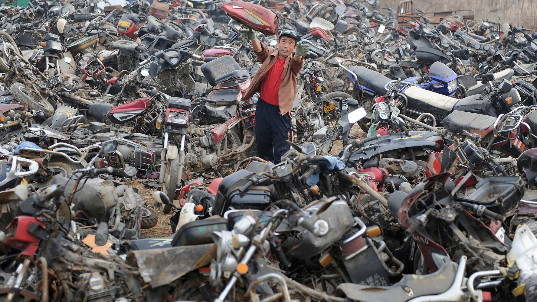 China No Longer Wants Your Trash  Here's Why That's Potentially