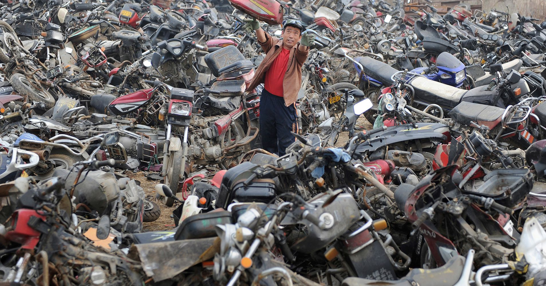 China No Longer Wants Your Trash Heres Why Thats Potentially Wiring Money To From Usa Disastrous Huffpost