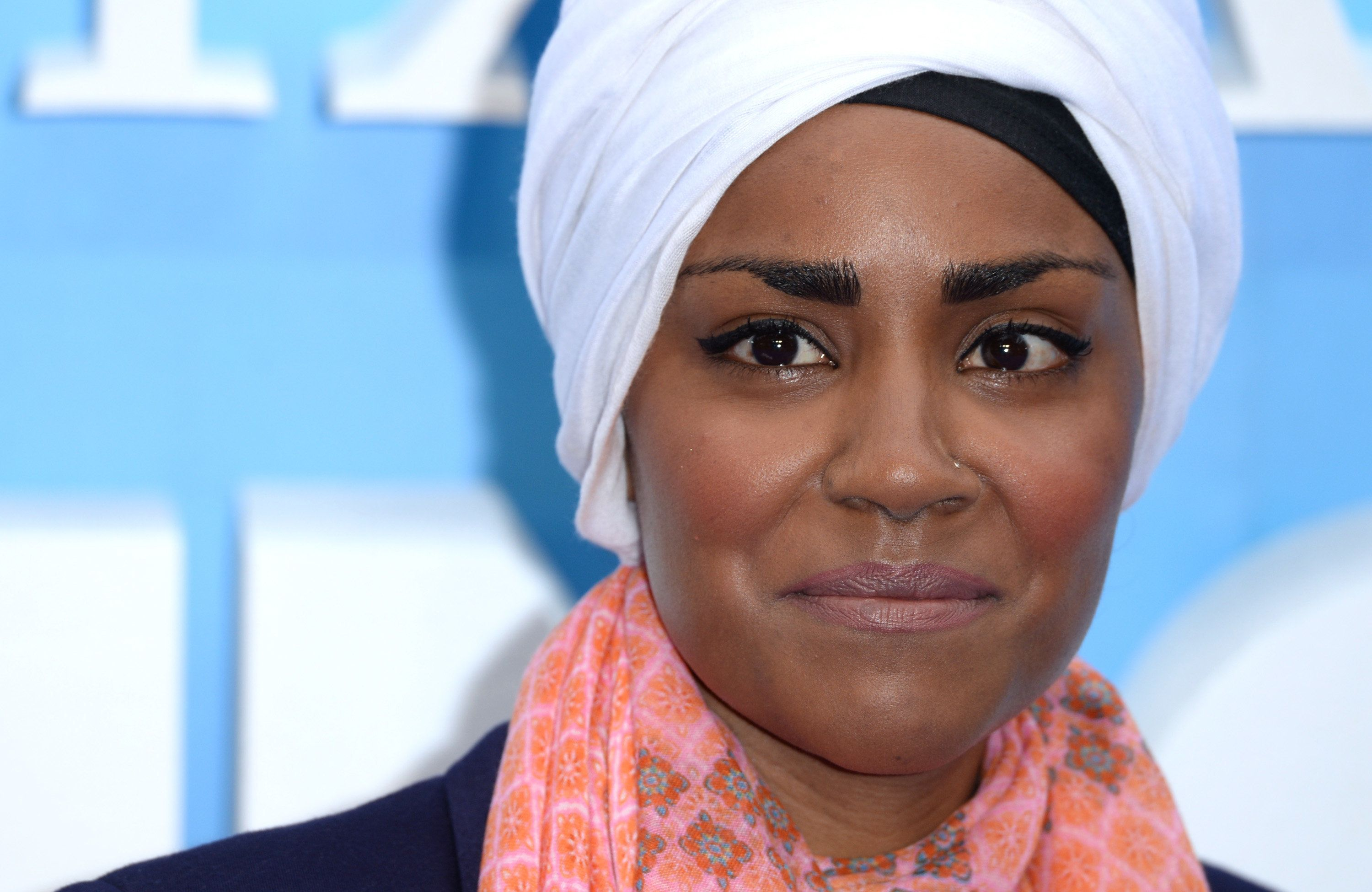Nadiya Hussain Explains Why She Refuses To 'Just Ignore' Racist