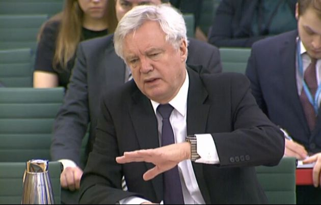David Davis Denies UK Will Be 'Vassal State' Of EU After Brexit In Tense Argument With Jacob