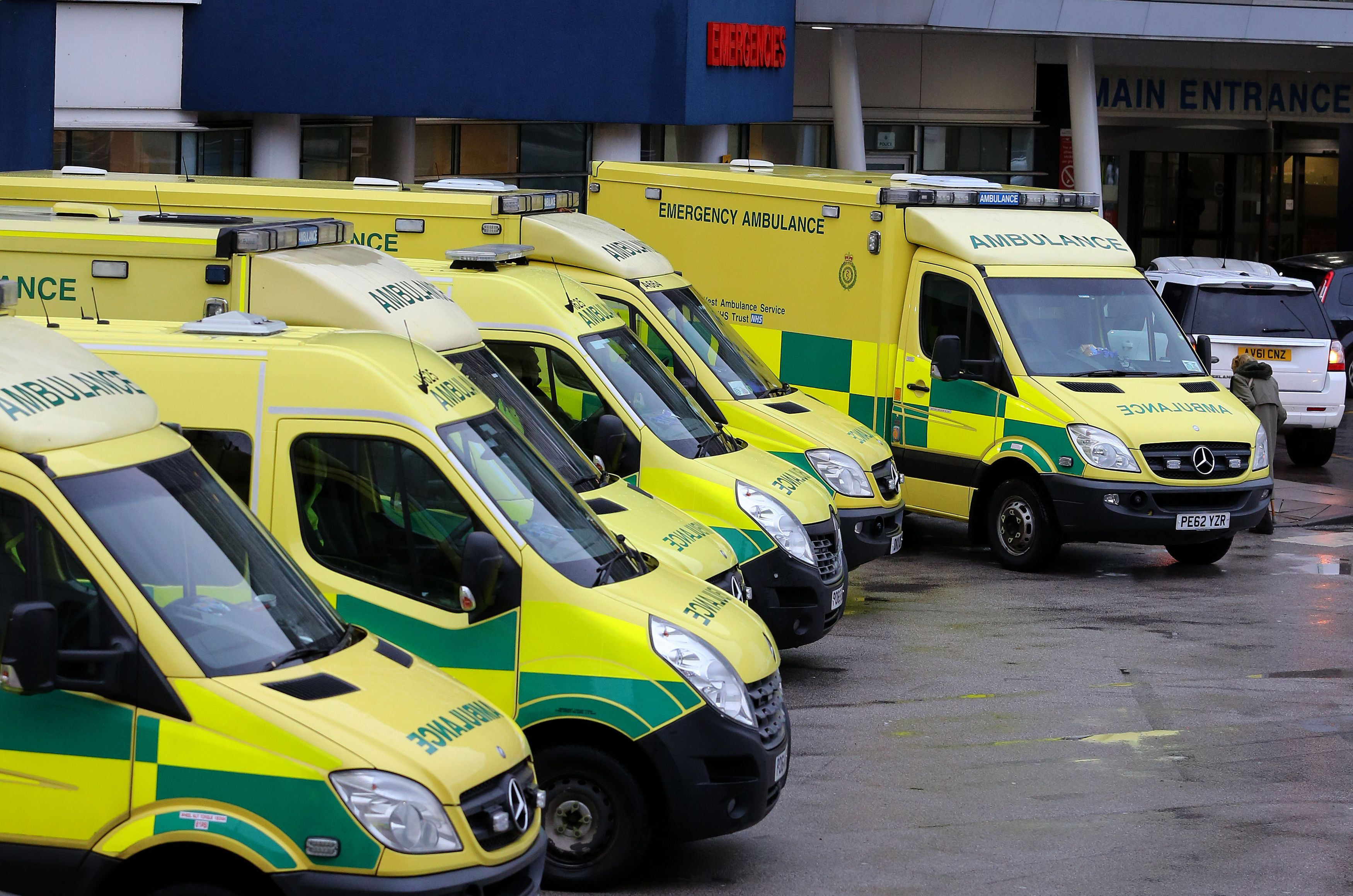 Closing Walk-In Centres Could Heap Even More Pressure On A&E Units, NHS Data