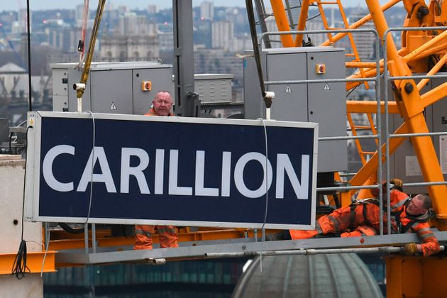 Think Carefully About Who You Blame For Carillion's
