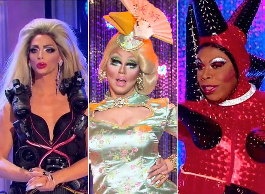 8 Times The Wrong 'RuPaul's Drag Race' Queen Sashayed
