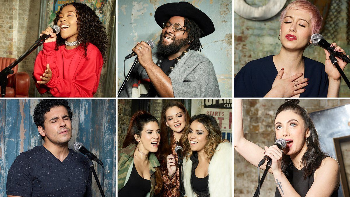 Listen To The Six Songs Competing To Be The UK's Eurovision Entry This